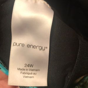 Pure Energy Swim - Pure Energy swim top 24W 🌴